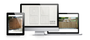 Bespoke Solid Wood Stable Door - Cumbria