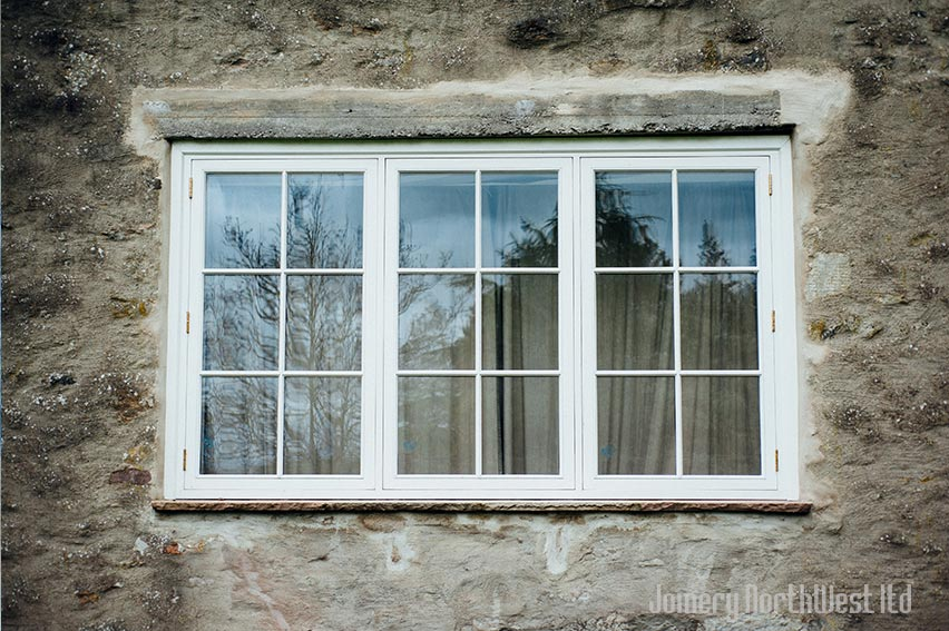 wooden casement windows - joinery northwest