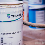 joinery northwest teknos paint finishing